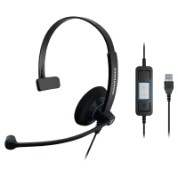 SENNHEISER SC30 WIRED USB PC HEADSET