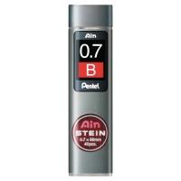 PENTEL C277 PENCIL LEADS 0.7MM B - PACK OF 40