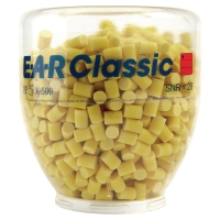 3M EAR CLASSIC REFILL EARPLUG BOTTLE PD-01-001 (BOX OF 500)