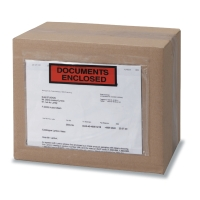 TENZALOPE A5 INCHDOCUMENTS ENCLOSEDINCH PRINTED ENVELOPES - BOX OF 1000