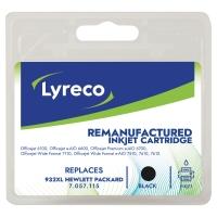 LYRECO INKJET COMPATIBLE CARTRIDGE HP932XL BLACK