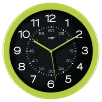 CEP 2008200301 CLOCK GLOSS ANISE/BLACK