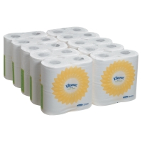 KLEENEX TOILET ROLL 225 SHEETS - PACK OF 24 (2 X 12)