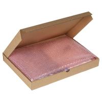 FLAT POST BOX S/WALL 430X310X50 BROWN PACK OF 50