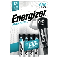 PK4 ENERGIZER ALKALINE ECO ADVANCED  AAA