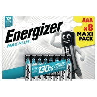 PK8 ENERGIZER ALKALINE ECO ADVANCED  AAA