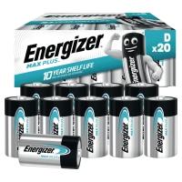 PK20 ENERGIZER ALKALINE ADVANCED D