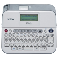BROTHER PTD400 P-TOUCH LABEL MACH QWERTY