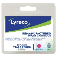 LYRECO INKJET COMPATIBLE EPSON T1623 MAGENTA