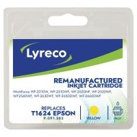 LYRECO INKJET COMPATIBLE EPSON T1624 YLLW