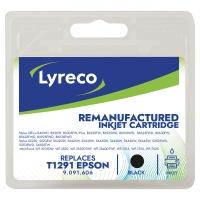 LYRECO INKJET COMPATIBLE EPSON T1291 BLACK