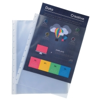 EXACOMPTA POCKETS REFILL FOR DISPLAY BOOK A4 - PACK OF 10