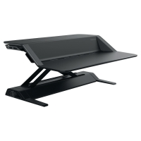 FELLOWES 0007901 LOTUS SIT-STAND WORKSTATION BLACK