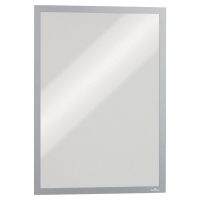 DURABLE 486823 DURAFRAME MAGNETIC A3 SILVER PACK OF 5