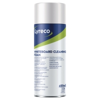 LYRECO WHITEBOARD CLEANING FOAM - 300ML CAN