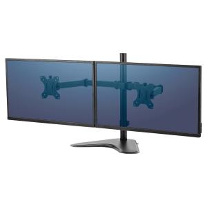 Fellowes Professional Series™ Freestanding Dual Horizontal Monitor Arm