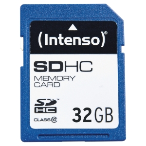 INTENSO SD HC MEMORY CARD CLASS 10 32GB