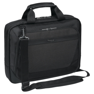 "Targus CitySmart Slimline Laptop Briefcase / Messenger Bag fits laptop up to 14"""