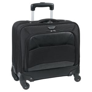 Targus Mobile VIP Roller Bag for 15.6  Laptops - Black