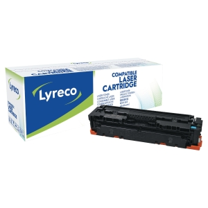 Lyreco Compatible HP Color LaserJet Pro M452 (410A) Cyan