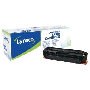 Lyreco Compatible HP Color LaserJet Pro M452 (410A) Yellow
