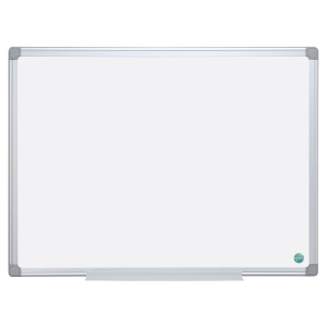 BI-OFFICE EARTH-IT MAGNETIC WHITEBOARD 1200MM X 900MM