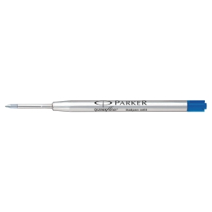 PARKER BALL BLUE INK PEN REFILL - FINE