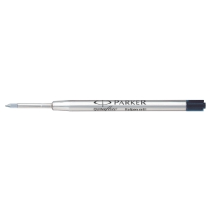 PARKER BALL BLACK INK PEN REFILL - FINE