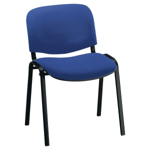 MULTI-PURPOSE STACKING CHAIR - BLUE