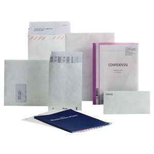 TYVEK WHITE B4A PREMIUM GUSSET ENVELOPES (13 X 10 X 1 1/2INCH) - BOX OF 50