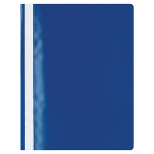 LYRECO BUDGET BLUE A4 PROJECT FILES 25 SHEET CAPACITY - PACK OF 25