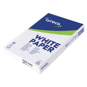 LYRECO WHITE A3 80GSM COPIER PAPER