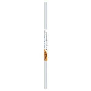 BIC VINYL ADHESIVE ROLL 1 X 2M WHITE