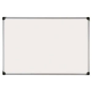 MAYA W SERIES WHITEBOARD MAGNETIC 900 X 600MM