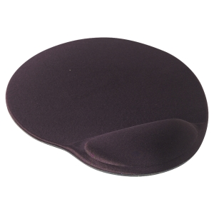 FOAM MOUSE PAD BLACK