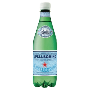 SAN PELLEGRINO SPARKLING WATER 500ML - PACK OF 24