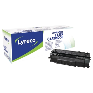LYRECO COMPATIBLE 49A HP LASER TONER CARTRIDGE Q5949A  - BLACK