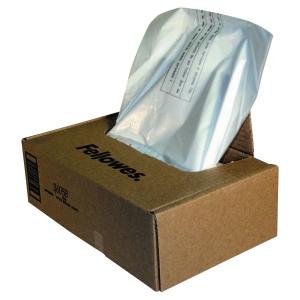 FELLOWES 3605801 SHREDDER BAG 121/143L PACK OF 50