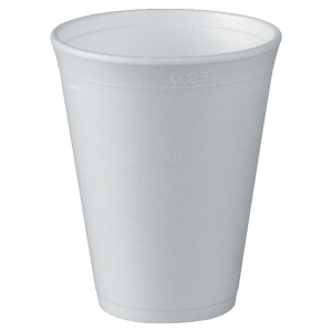 DUNI INSULATED CUP 300ML - PACK OF 25