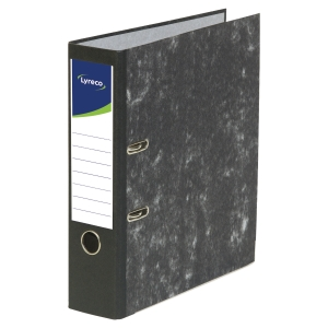LYRECO BUDGET CLOUD FINISH FOOLSCAP LEVER ARCH FILE
