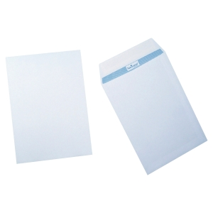 NAVIGATOR 11307 POCKET ENVELOPES 229 X 324 AA WHITE 100 GRAM - BOX OF 250