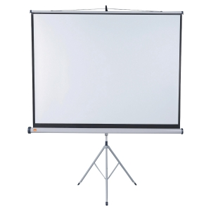NOBO TRIPOD PROJECTOR SCREEN 1750X1330MM
