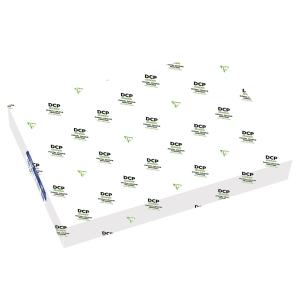 EVERCOPY RECYCLED LASER PAPER WHITE A3 120GSM - REAM OF 250 SHEETS