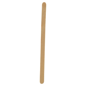 DUNI INDIVIDUALLY WRAPPED WOODEN STIRRERS 114MM - BOX OF 100