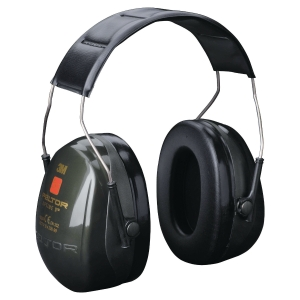 3M PELTOR OPTIME II EAR MUFF DARK GREEN