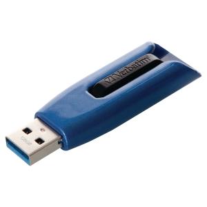 VERBATIM 49808 V3 MAX USB 3.0 DRIVE 128GB