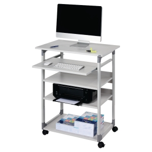 DURABLE 3720 SYSTEM COMPUTER TROLLEY 75 VH