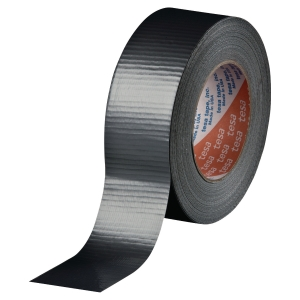 TESA STRONG DUCT TAPE 48MMX50M BLACK