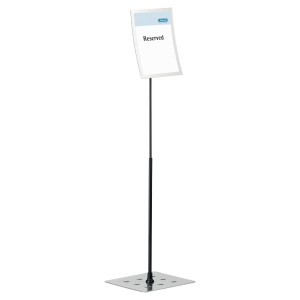 DURABLE 4981-23 DURAVIEW FLOOR STAND A4