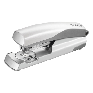 LEITZ STYLE METAL STAPLER 30 SHEETS - WHITE